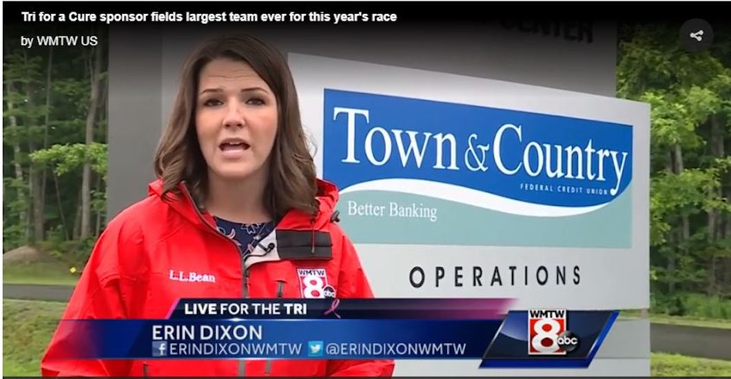 Town and Country Tri For A Cure Maine