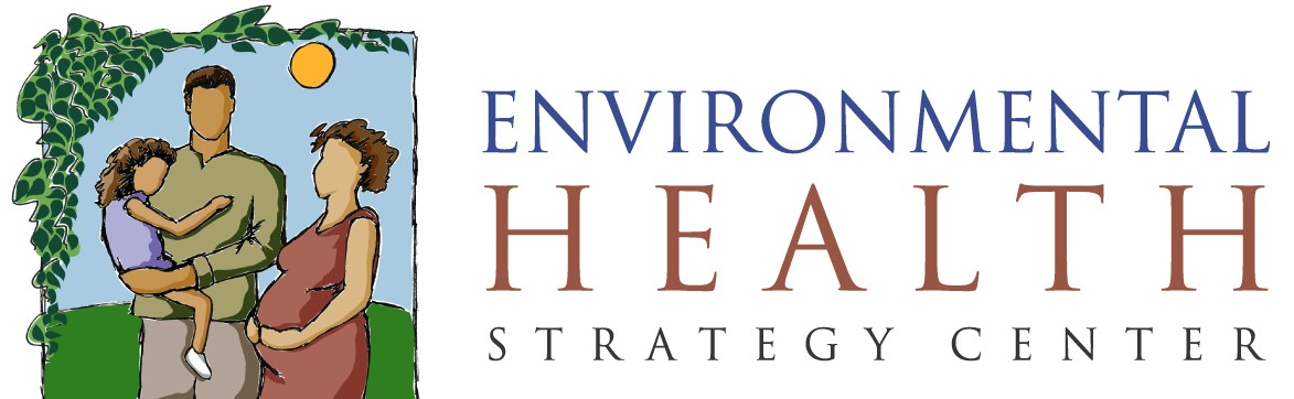 Image result for environmental health strategy center logo