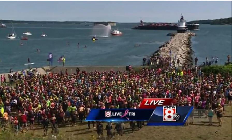 WMTW Tri For A Cure Two Million Dollars